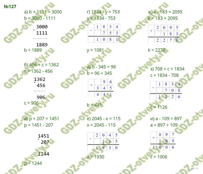 Математика арифметика геометрия класс по решебник 5